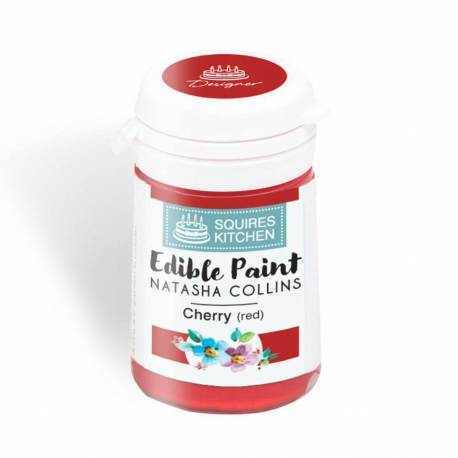 Squires Kitchen Red Food Paint