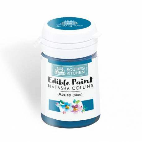 Edible Paint BLUE colour Squires Kitchen