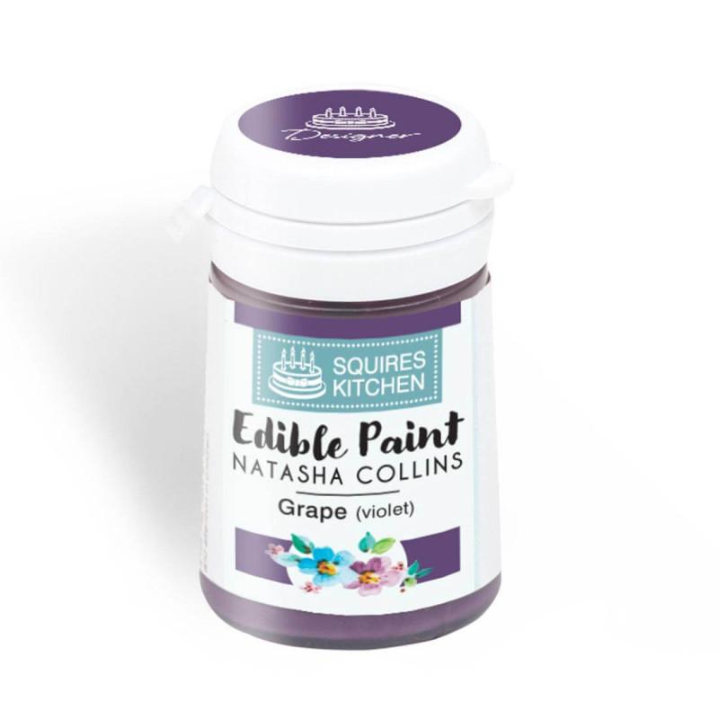 Edible Paint PURPLE colour Squires Kitchen