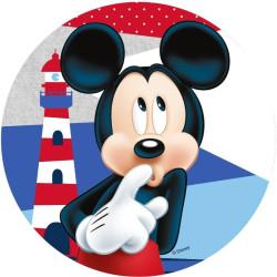 Disque Azyme Mickey thème Marin