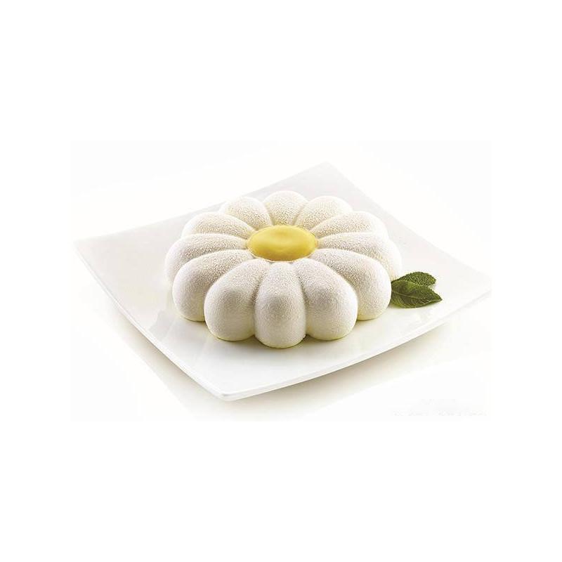 Molde de cocción de flores MARGUERITE 3D PRIMAVERA 22cm