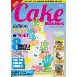 Magazine CAKE MASTERS Juin 2018