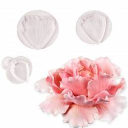 Set of 3 carries parts push Peony with small footprint