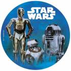 Unleavened disc Star Wars 20 cm