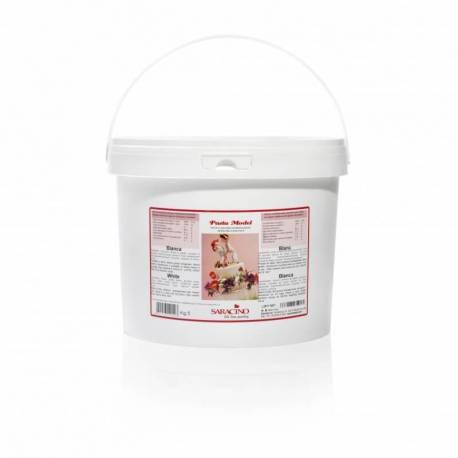 SARACINO WHITE Modelling Paste 5 KG