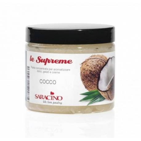 Concentrated paste the Supreme COCO Saracino 200 G