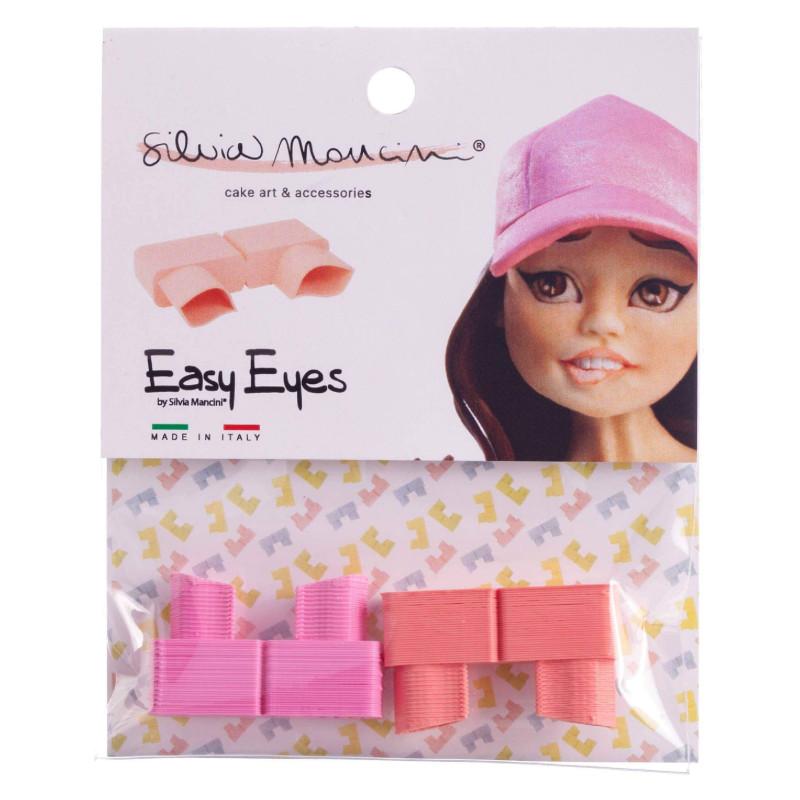 Herramientas de modelado de ojos Ojos fáciles - FORMA DE MUJER - 2 tamaños