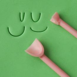 Set of 2 tools smile Small