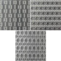 3 Alfombras de Textura de Malla