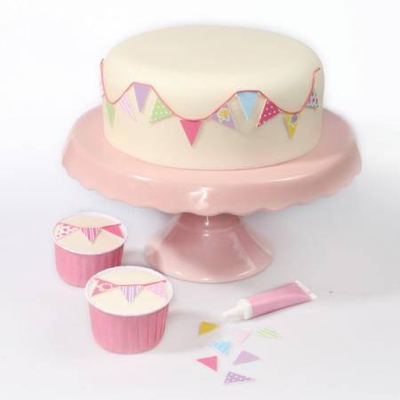 Pig moule en silicone cup cake topper glaçage sucre pâte de fleur