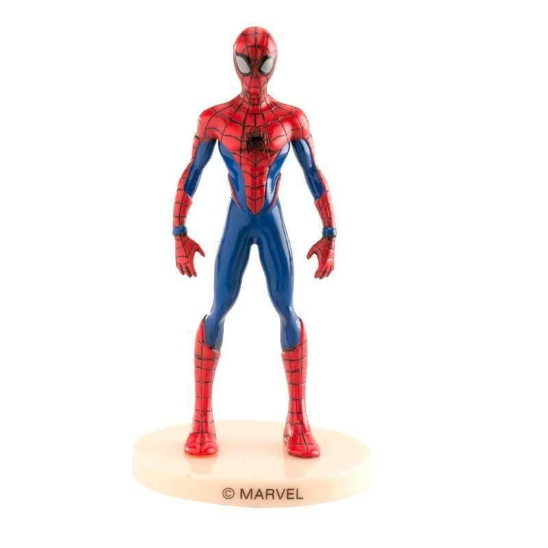 Figurine SPIDERMAN en plastique 9 cm
