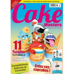 Magazine CAKE MASTERS Juillet 2018
