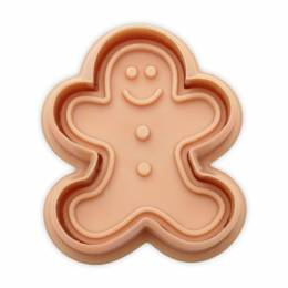 Take piston snowman Gingerbread 5 cm piece