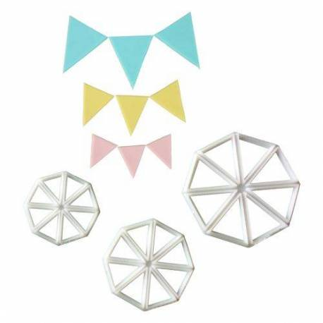Set of 3 FMM Pennant Punch Packs