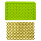 Mold Marvelous Simpress quilted effect