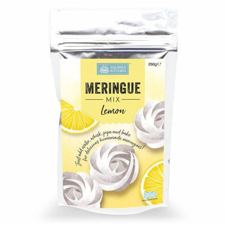 Mix for Lemon Meringue Squires Kitchen 250G