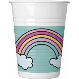 8 cups Unicorn PARTY