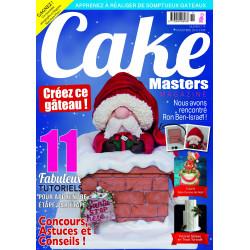 Magazine CAKE MASTERS Novembre 2018