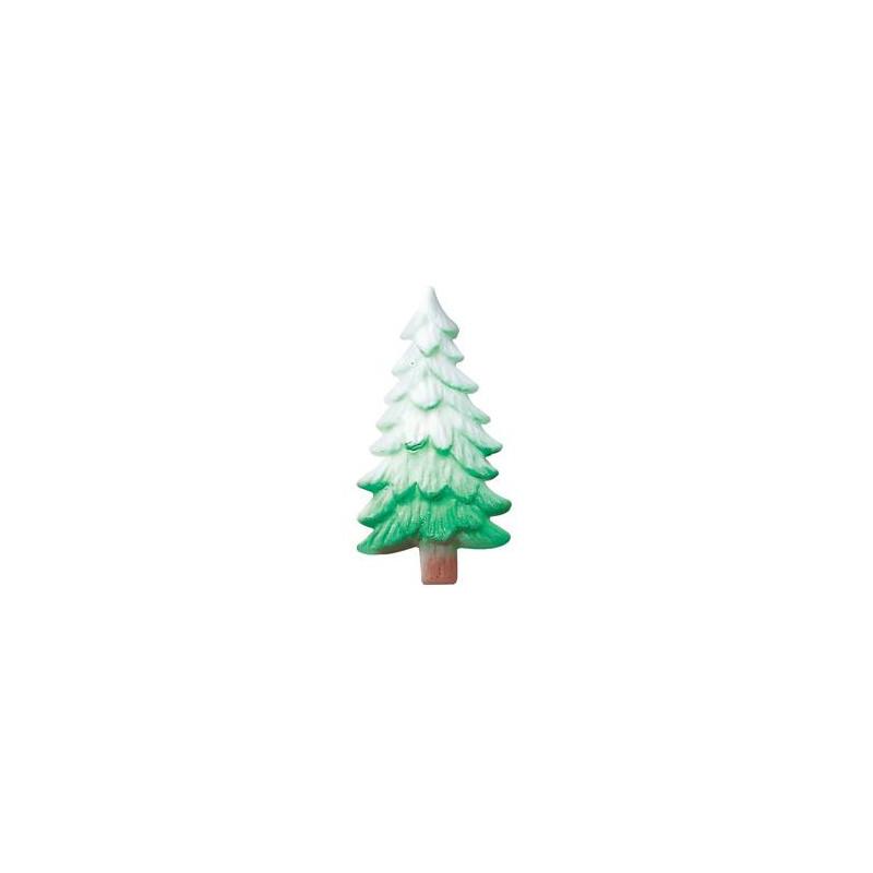 Sapin de Noël en sucre 7 cm