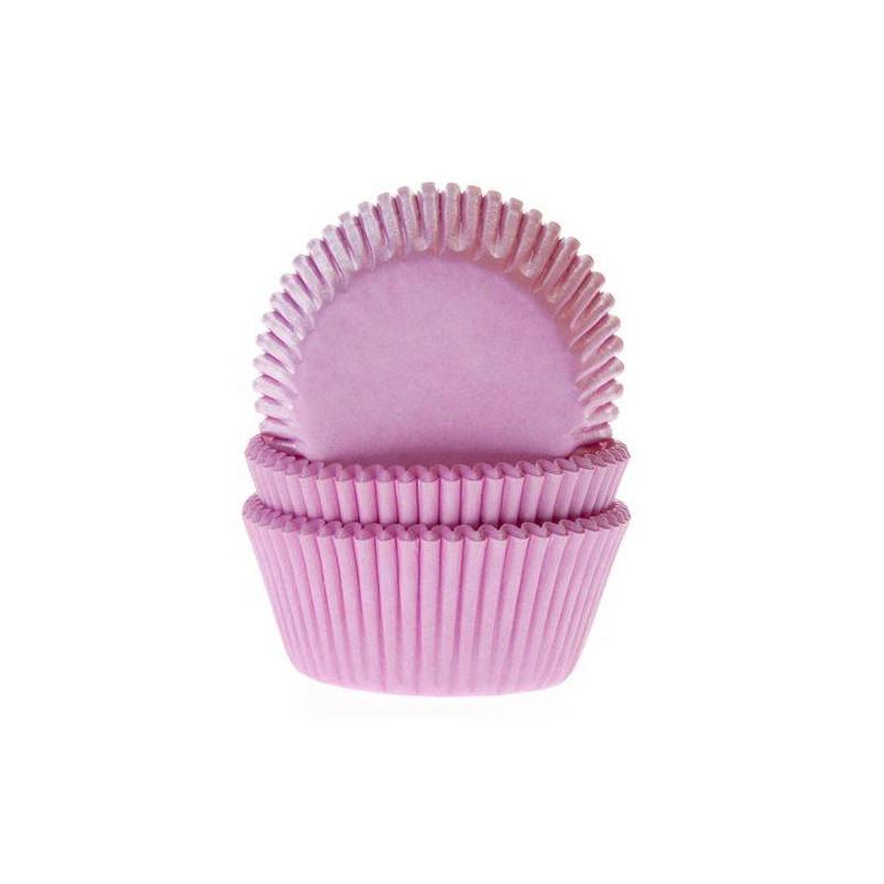 50 x Pink Cupcake Boxes