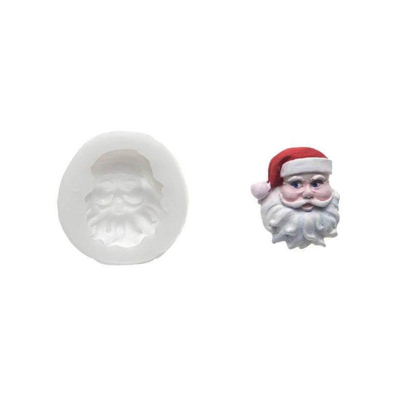 Moule tête de père Noël