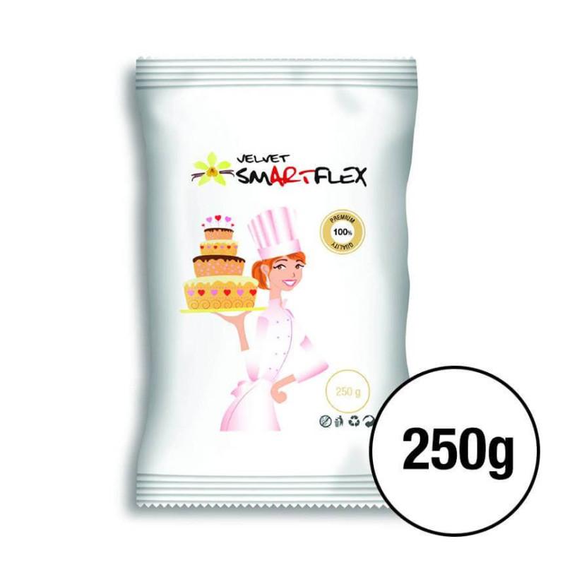 Pâte à Sucre SMARTFLEX Vanille BLANC 250 g