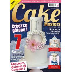 Magazine CAKE MASTERS Decembre 2018