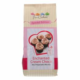 Preparation for enchanted cream chocolate 450 g