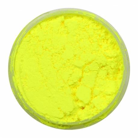 Rolkem Neon Yellow Fluorescent Powder Colouring Powder Rolkem 5.7 g