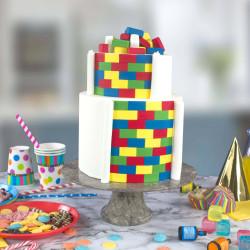 Geometric brick Medium cutter