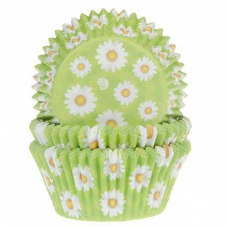 Set of 50 Daisy Flower Boxes