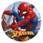 Disque azyme Spiderman 20 cm