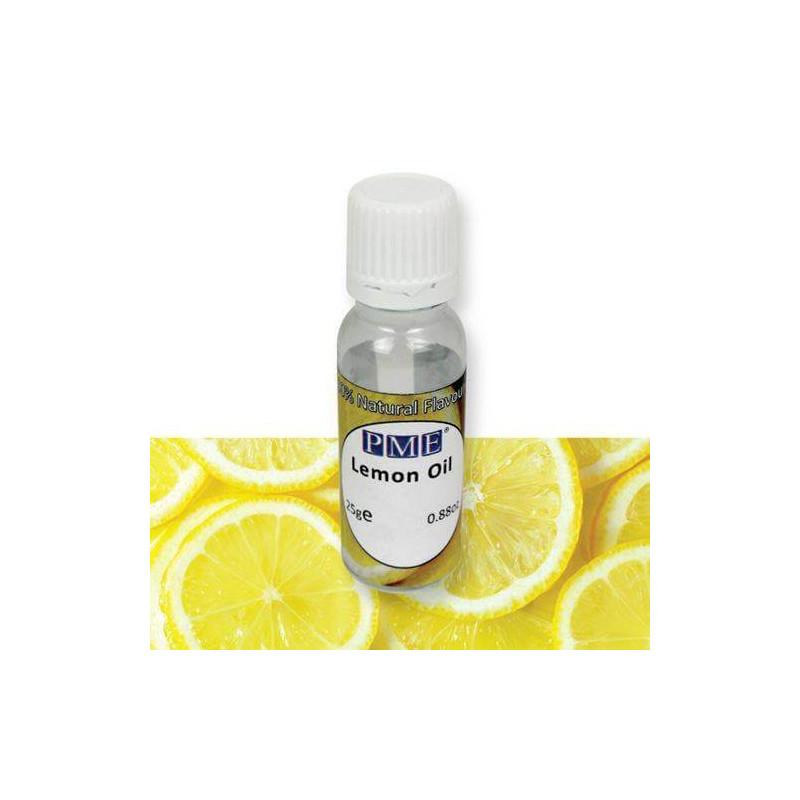 Aroma natural de LIMÓN PME 25 G