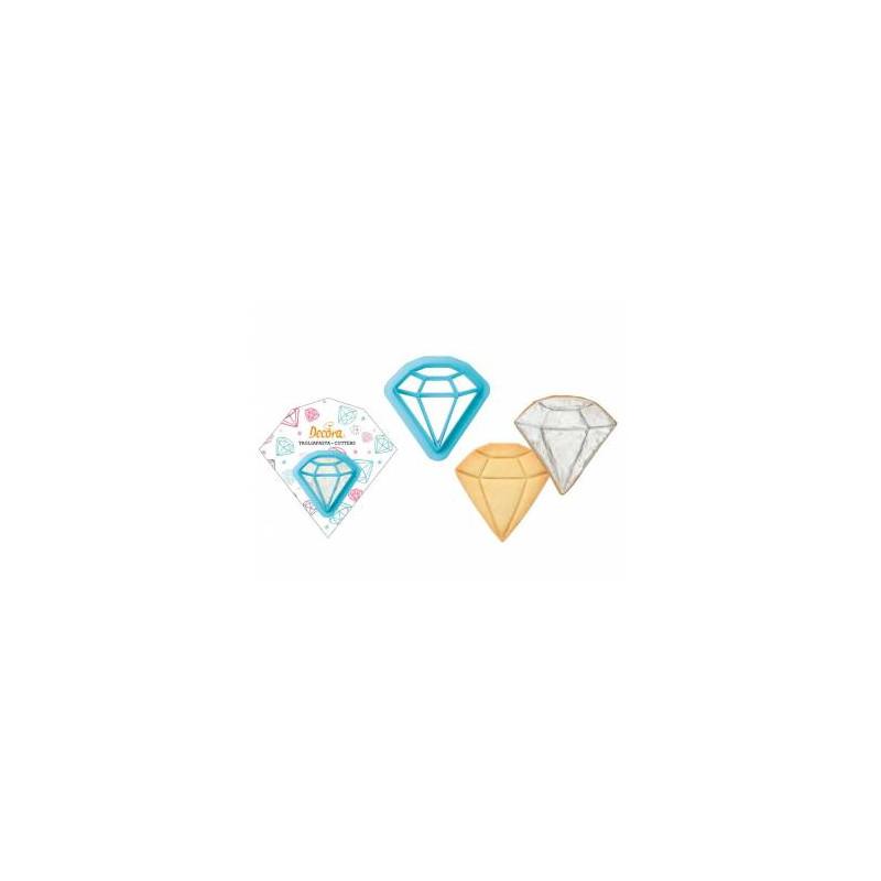 Cortador de piezas de diamante