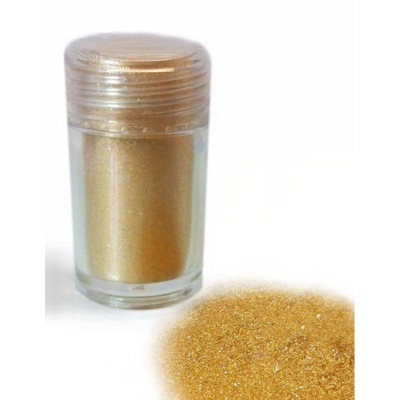 Edible flakes Metallized GOLD 20ml