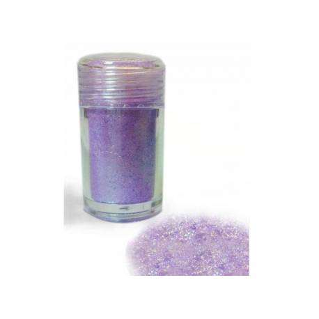 Glossy edible flakes PURPLEY 20 g
