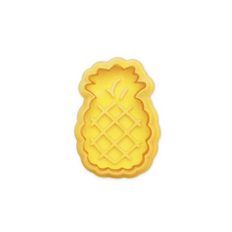 Emporte-pièce poussoir Ananas 5cm