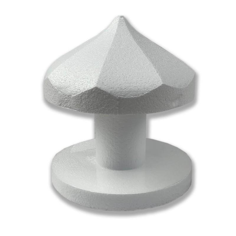 Carousel set in polystyrene