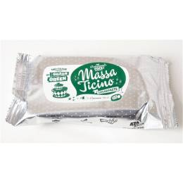 Sugar paste Massa Ticino 250g - Green