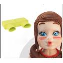 Herramientas Modelado Fácil Ojos - forma Chica pequeña - 2 tamaños