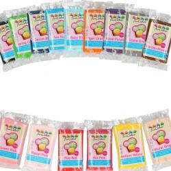 Colors FUNCAKES 250 G sugar paste