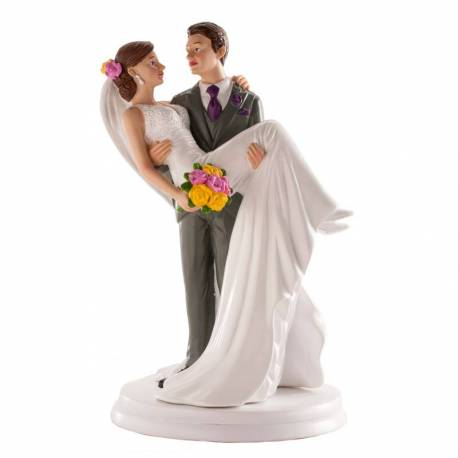 Wedding Topper Couple and Covenants 20 cm
