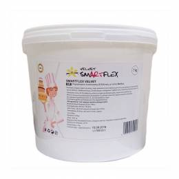 SMARTFLEX Velvet white 7 kg sugar paste
