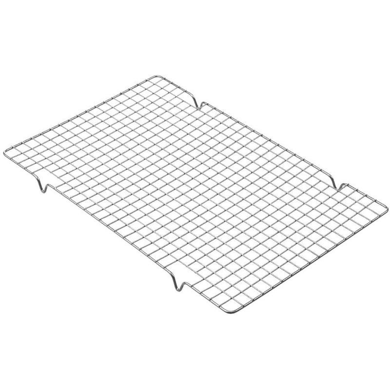 Grille rectangulaire à biscuit et nappage 36x50 cm WILTON