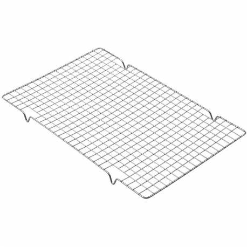Rejilla rectangular para galletas y cubiertos 36x50 cm WILTON