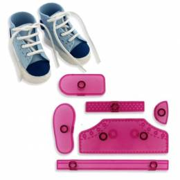 Set cutter for children and babies shoes