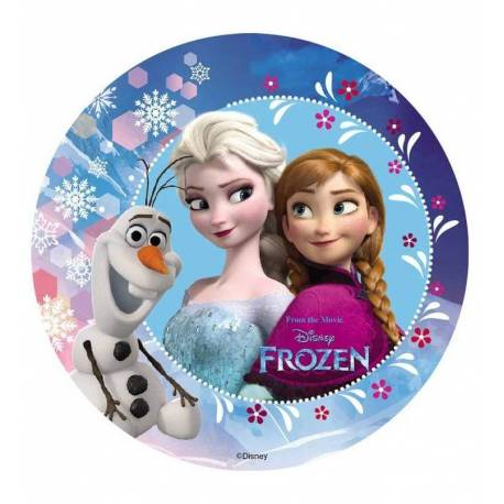 Disk Unleashed Snow Queen 18.5 cm