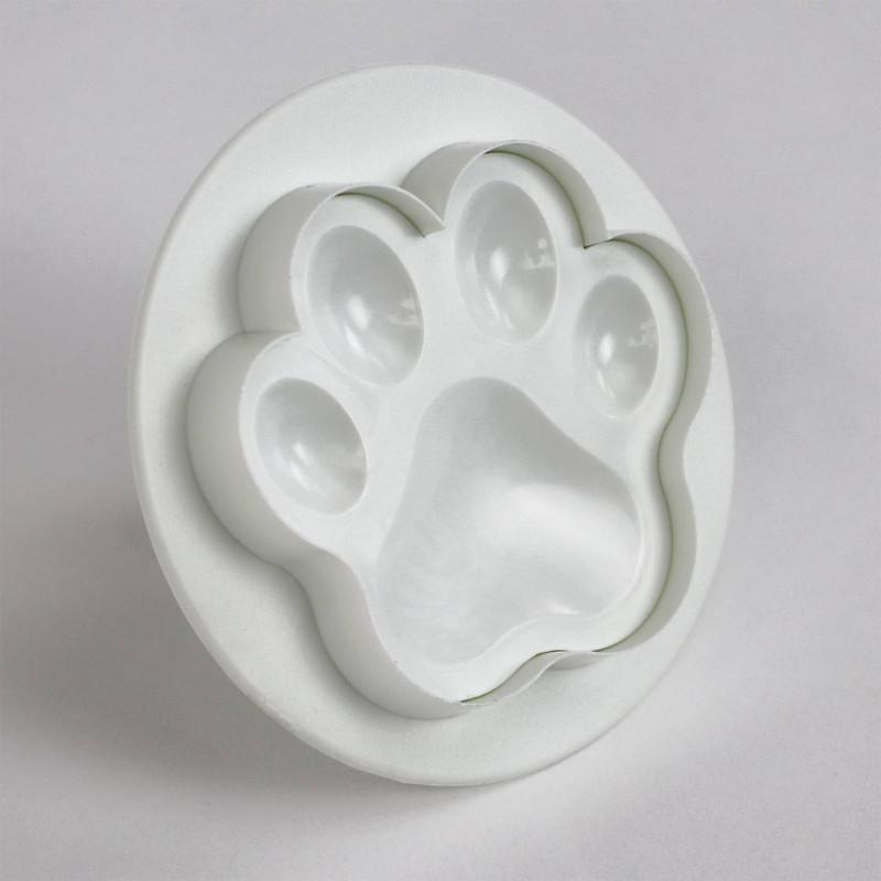 Emporte pièces patte de chien et empreinte - 3 tailles