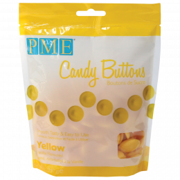 Candy Melt Buttons Jaune 340g