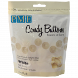 Candy Melt Buttons blanc 340g